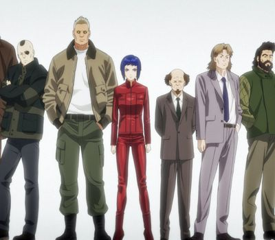 Ghost in the Shell Arise - Border 3: Ghost Tears online