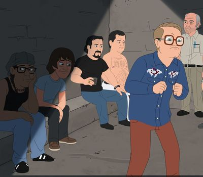 Trailer Park Boys: The Animated Series online