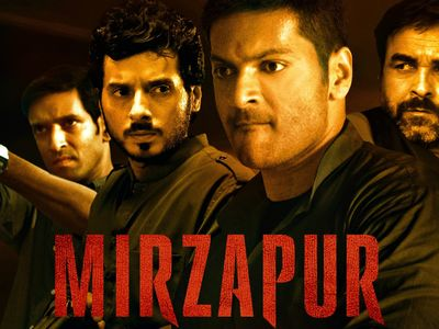 watch Mirzapur streaming