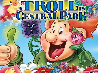 watch A Troll in Central Park streaming
