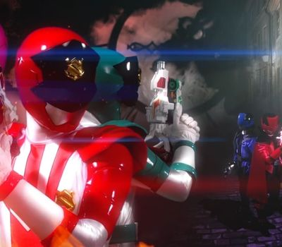 Kaitou Sentai Lupinranger VS Keisatsu Sentai Patranger online