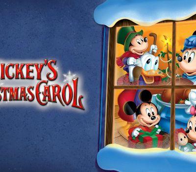 Mickey's Christmas Carol online