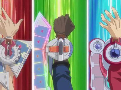 watch Yu-Gi-Oh! 3D: Bonds Beyond Time streaming
