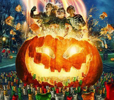 Goosebumps 2: Haunted Halloween online
