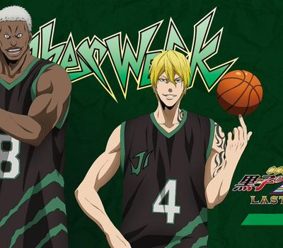 Kuroko's Basketball the Movie: Last Game online