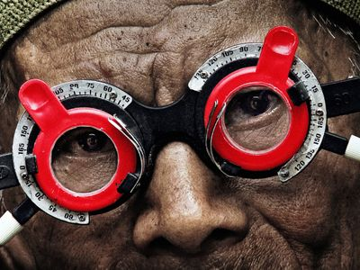 watch The Look of Silence streaming