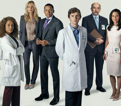 The Good Doctor online