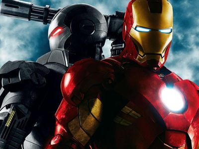 watch Iron Man 2 streaming