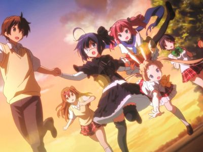 watch Love, Chunibyo & Other Delusions! Take On Me streaming