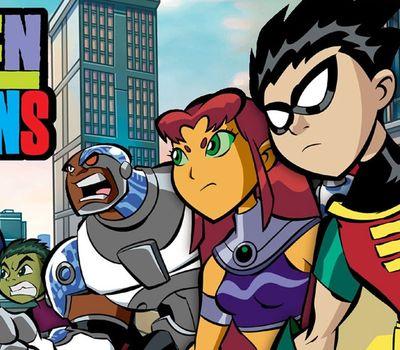 Teen Titans online