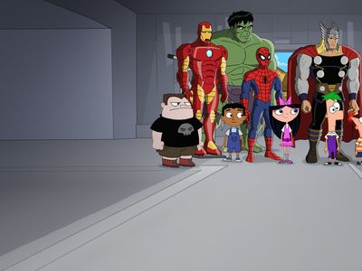 watch Phineas and Ferb: Mission Marvel streaming