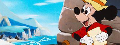 Mickey à la plage online