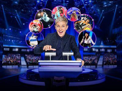 watch Ellen's Game of Games streaming