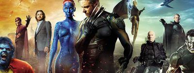 X-Men : Days of Future Past online
