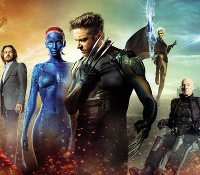 X-Men: Days of Future Past online