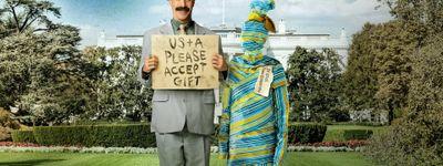 Borat, nouvelle mission filmée online