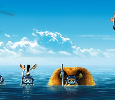 Madagascar 3: Europe's Most Wanted online