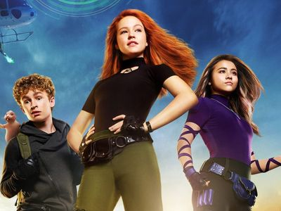 watch Kim Possible streaming