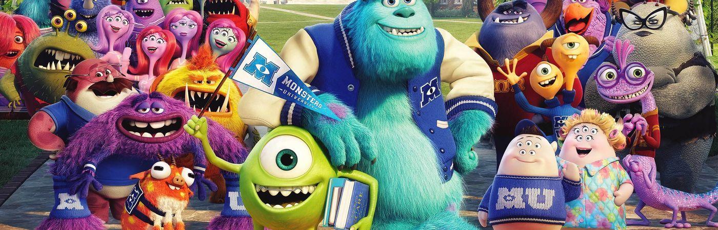 Voir film Monstres Academy en streaming