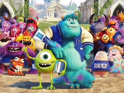 watch Monsters University streaming