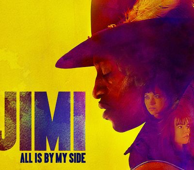 Jimi: All Is by My Side online