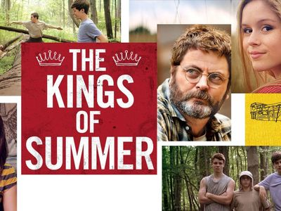 watch The Kings of Summer streaming