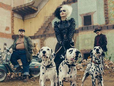 watch Cruella streaming