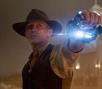 Cowboys & Aliens online