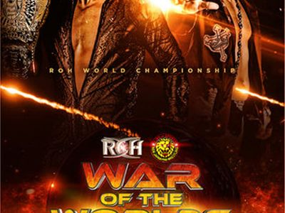 watch ROH/NJPW War of the Worlds Tour - Lowell, MA streaming