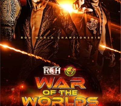ROH/NJPW War of the Worlds Tour - Lowell, MA
