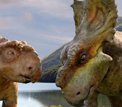 Walking with Dinosaurs online
