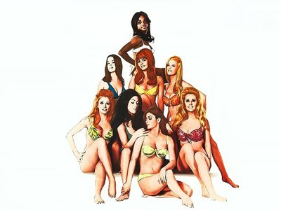 watch Beyond the Valley of the Dolls streaming