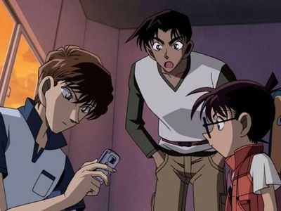 watch Detective Conan: The Private Eyes' Requiem streaming