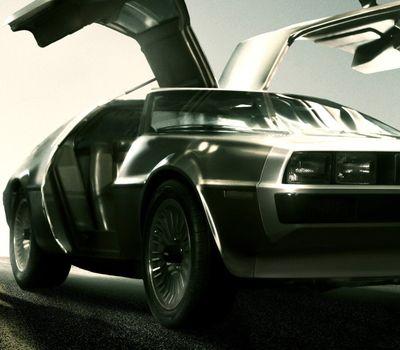 Framing John DeLorean online