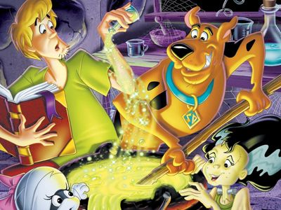 watch Scooby-Doo and the Ghoul School streaming