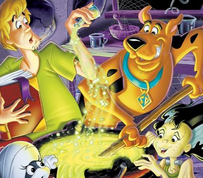 Scooby-Doo and the Ghoul School online