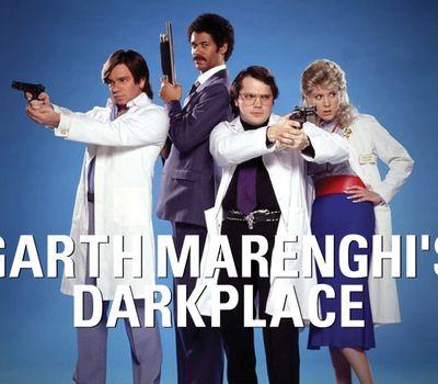 Garth Marenghi's Darkplace online