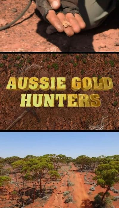 Australie, la ruée vers l'or movie