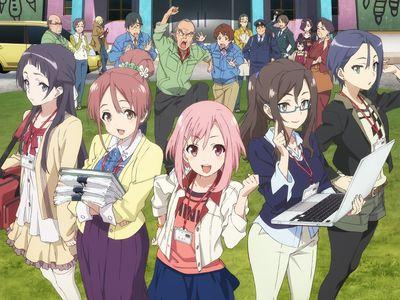 watch Sakura Quest streaming