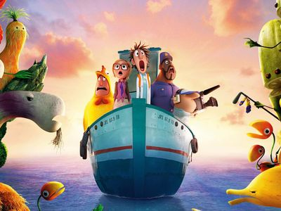 watch Cloudy with a Chance of Meatballs 2 streaming