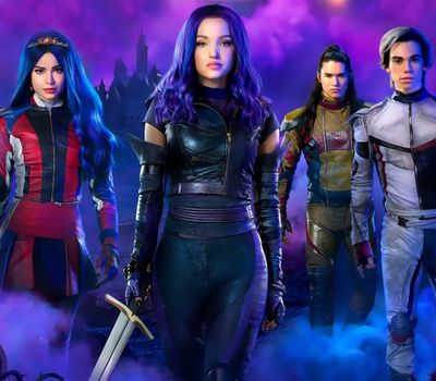 Descendants 3 online