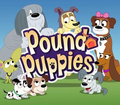 Pound Puppies online