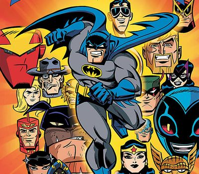 Batman: The Brave and the Bold online