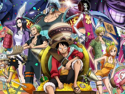 watch One Piece: Stampede streaming