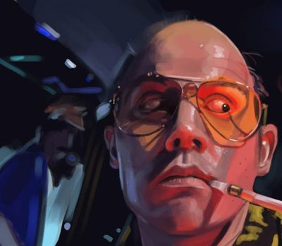 Gonzo: The Life and Work of Dr. Hunter S. Thompson online
