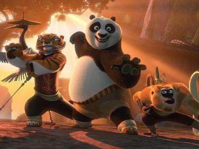 watch Kung Fu Panda 2 streaming