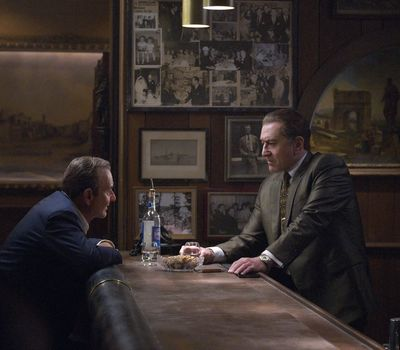 The Irishman online