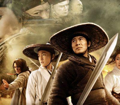 Flying Swords of Dragon Gate online
