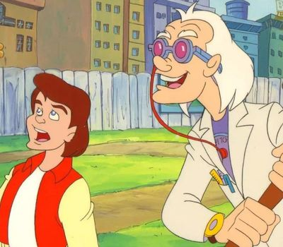 Back to the Future: The Animated Series online