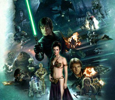Return of the Jedi online